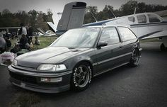 Honda civic ef