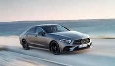 The new CLS (C 257) pioneers the new design idiom of Mercedes-Benz, which is recognisable by its clear contours and reduced lines.