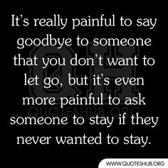 www.goodbye forever.com | Goodbye quotes and sayings - It's really painful to say goodbye to ...