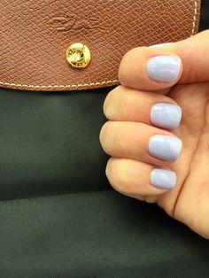 SNS lavender nails SC7