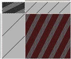 Figure 352, A Handbook of Weaves by G. H. Oelsner, 26S, 52T