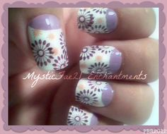 The winning design in ArcadiaNailArt vinatge/retro contest Stamping category:  I was like WORD when I saw it was me! I never won anything so I was like WAY excited and the contest creator is such a sweet girl LOVE HER! Check out her YOutubeChannel just type in the search bar from youtube>ArcadiaNailArt