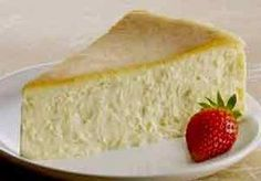 of Philly cream-cheese (gen… Zero Carb Cheesecake… Ingredients: . of Philly cream-cheese (generic brands don't work as well)… Large eggs… – Cups Sour Cream… 1 – Tbsp Vanilla extract… Desserts Sains, Low Carb Desserts, Low Carb Recipes, Dessert Recipes, Low Carb Cheesecake Recipe, Italian Cheesecake, Jiggly Cheesecake, Simple Cheesecake, Sugar Free Cheesecake