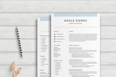 Resume Template 4 Page Angle Resume Pdf, Best Resume Template, Resume Design Template, Cv Template, Resume Tips, Cover Letter Template, Letter Templates, Print Templates, Design Templates