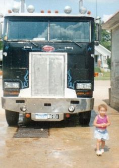 Wash out ... My baby girl liked to help