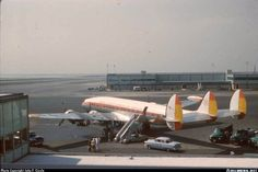 Iberia Super Constellation