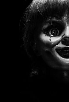 Annabelle...dolls have always creeped me out!!!