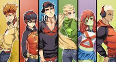 Rebellious Young Justice