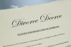 Avoid these five common, costly #divorce mistakes. #financial