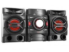Mini System LG 220W RMS MP3 USB - CM4350