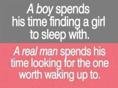 Boy / Real man