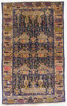 ft unique genuine old nomadic Afghan War rug Afghanistan Afghanistan War, War Image, Iranian Art, Textiles, Afghan Rugs, Kilim Rugs, Fiber Art, Rugs On Carpet, Vintage Rugs