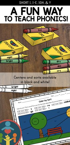 This packet comes with fun center activities and homophone flash cards. Great way to engage students in words study. Perfect for second grade, third grade, or high-level first grade students. Phonics Rules, Phonics Lessons, Spelling Activities, Jolly Phonics, Library Activities, Winter Activities, Primary Teaching, Teaching Phonics, Teaching Resources