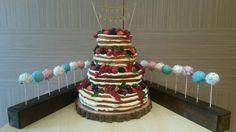 Naket cake und cake Pops