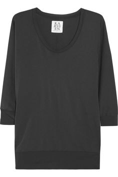 Zoe Karssen Jersey top - 40% Off Now at THE OUTNET