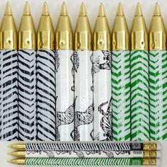 iomoi bright Zebra pens. for information: shopiomoi.com