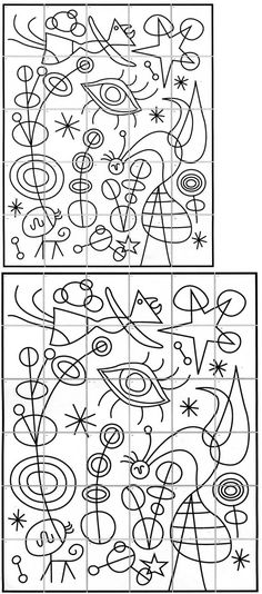 Joan Miro Mural · Art Projects for KidsYou can find Joan miro and more on our website.Joan Miro Mural · Art Projects for Kids Art Lessons For Kids, Projects For Kids, Art For Kids, Art Projects, Joan Miro Paintings, Famous Artists Paintings, Art Paintings, Abstract Paintings, Mural Painting