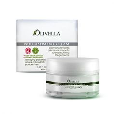 I just entered to win an #Olivella Facial Kit, courtesy of Olivella@ Olivella®. Olivella Nourishment Cream is a natural day and night face cream, rich in natural nutrients, which quickly absorbs into your skin. Great for those of you with dry skin.