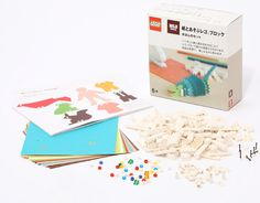 The Sweetest Collab I've ever seen. MUJI & LEGO