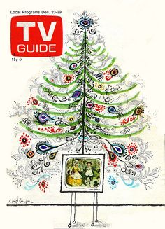 TV Guide : 1950s...