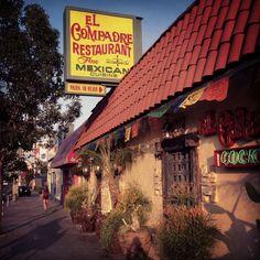 #elcompadre #sunsetblvd #LA #flamingmargeritas #mariachiband