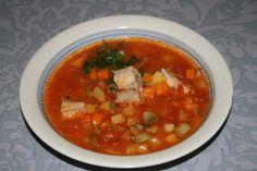 KOLJANKA / kalaseljanka - Kotikokki.net - reseptit 20 Min, Salsa, Ethnic Recipes, Food, Essen, Salsa Music, Meals, Yemek, Eten