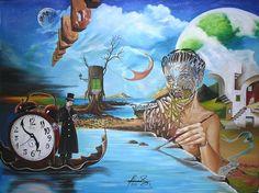 #AdrianMihaiRaceanu #Romania #surrealism #art