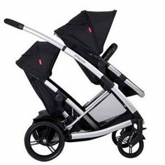 Phil & Teds Promenade Stroller & Double Kit Similar to Dot and Classic !! - Includes Doubles Kit!!  Reg Price $750!! #similar #classic #double #stroller #teds #promenade #phil