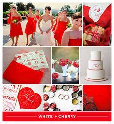 [White +] Cherry
