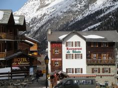 Arolla, Switzerland.  Arolla is a village in the municipality of Evolène in the canton of Valais.