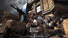 Arctic Combat : Des détails sur la bêta ouverte et le lancement sur Steam