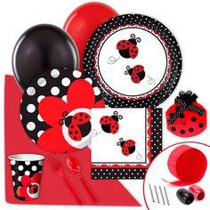 Amazon.com: Ladybug Fancy Value Party Pack: Toys & Games