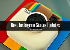 50 Best #Instagram Status Updates
