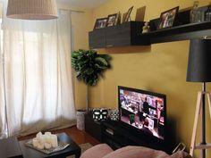 detalle sala de estar vivienda zona hortaleza madrid