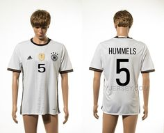 http://www.yjersey.com/germany-5-hummels-home-euro-2016-thailand-jersey.html Only$36.00 GERMANY 5 HUMMELS HOME EURO #2016 THAILAND JERSEY Free Shipping!