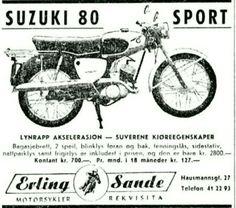 Suzuki 80 Sport 1964