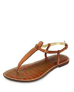 Sam Edelman Gigi Flat Sandals | Bloomingdales