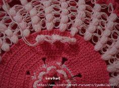 crochet strange and beauty flower Crochet Mandala, Crochet Doilies, Crochet Flowers, Doily Patterns, Flower Photos, Crochet Designs, Crochet Projects, Beanie, Elsa