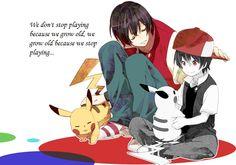Pokemon keeps us young