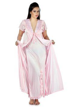 64604bcb6396 Lucy Secret Pink Women Nightwear - LS 5045 2p