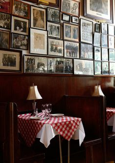 Such a cool restaurant, the hostesses sing opera while you eat-romantic!! Philly Italian Classic with Opera singing waiters, Victor Cafe.
