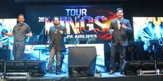 "Los amantes de la Salsa se gozaron el ""Tour the Kings"" 