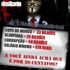 [Opinião - Vídeo+Fotos] #VEMPRARUA – #PROTESTOSP #OBrasilAcordou! – por Ricardo Soares Borghetti
