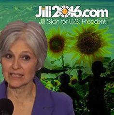 #JillStein #ItsInOurHands jill2016.com