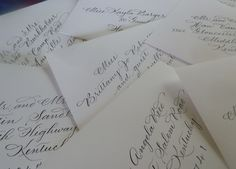 Slanted addresses - Letterlady's Letters