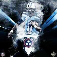 Qb Marcus Mariota Of The Tennessee Titans