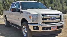 Cars for Sale: 2015 Ford F250 Crew Cab King Ranch in Hereford, TX 79045: Truck Details - 396772749 - Autotrader