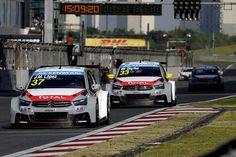 FIA WORLD TOURING CAR CHAMPIONSHIP 2014 - Shanghai, China