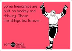 Free and Funny Sports Ecard: Everyone's all 'Football's back! I'm over here like 'Is it hockey season yet?' Create and send your own custom Sports ecard. Blackhawks Hockey, Hockey Mom, Ice Hockey, Hockey Stuff, Funny Hockey Memes, Hockey Quotes, Hockey Season, Football Season, Hockey Boards