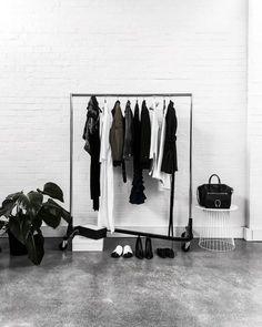 Closet goals. More inspo visit @jennhanft
